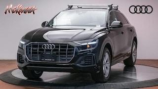 New 2019 Audi Q8 Premium 55 Tfsi Quattro Sport Utility Near LA