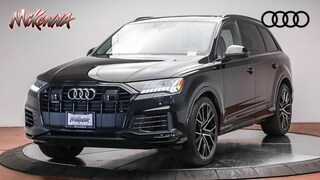 New 2020 Audi Q7 Prestige 55 Tfsi Quattro Sport Utility Near LA