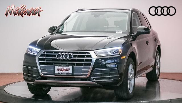 New 2019 Audi Q5 2.0T Premium Sport Utility for sale at McKenna Audi - Serving L.A.