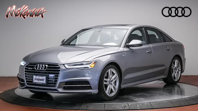 2016 Audi A6 2.0T Premium Plus Sedan