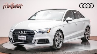 New 2020 Audi A3 S Line Premium Plus 45 Tfsi Quattro Car Near LA
