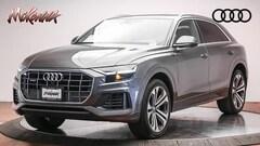 2020 Audi Q8 Premium Plus 55 Tfsi Quattro Sport Utility