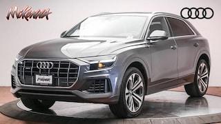 New 2020 Audi Q8 Premium Plus 55 Tfsi Quattro Sport Utility Near LA