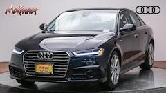 2018 Audi A6 2.0 Tfsi Premium Plus Quattro AWD Sedan