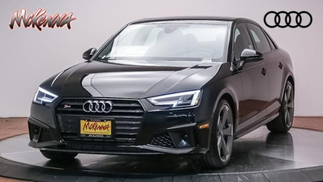 New 2019 Audi S4 3.0 Tfsi Premium Plus Quattro AWD Sedan Near LA