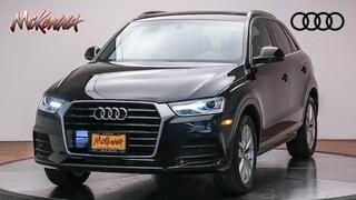 Certified 2016 Audi Q3 2.0T Premium Plus (Tiptronic) SUV for sale at McKenna Audi - serving LA