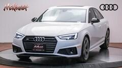 2019 Audi S4 3.0 Tfsi Premium Plus Quattro AWD Sedan