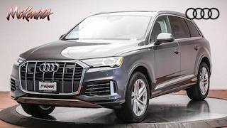New 2020 Audi Q7 Premium Plus 55 Tfsi Quattro Sport Utility Near LA