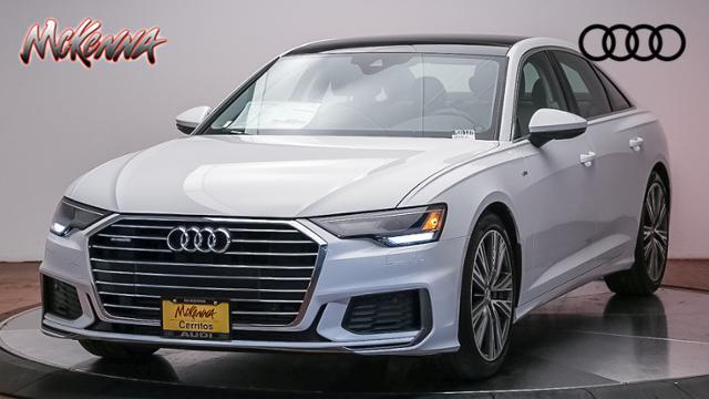 2019 Audi A6 Car