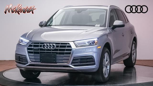 New 2019 Audi Q5 2.0T Premium Sport Utility for sale at McKenna Audi - Serving L.A.