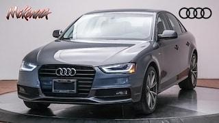 Used 2016 Audi A4 2.0T Premium (Multitronic) Sedan Near LA
