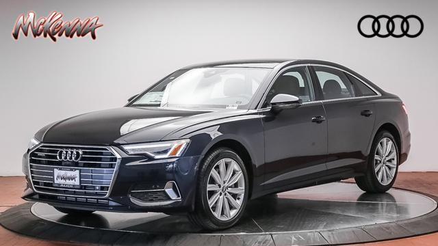 New 2020 Audi A6 Premium Plus 45 Tfsi Quattro Car for sale at McKenna Audi - Serving Los Angeles