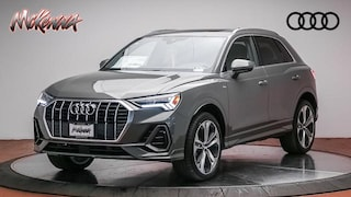 New 2020 Audi Q3 45 S line Premium Plus SUV Near LA