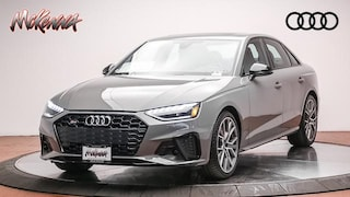 New 2020 Audi S4 Premium Plus 3.0 Tfsi Quattro Car Near LA