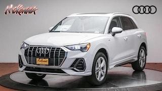 New 2020 Audi Q3 45 S line Premium SUV Near LA