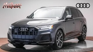 New 2020 Audi SQ7 Prestige 4.0 Tfsi Quattro Sport Utility Near LA