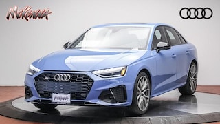 New 2020 Audi S4 Premium Plus 3.0 Tfsi Quattro Car Near LA