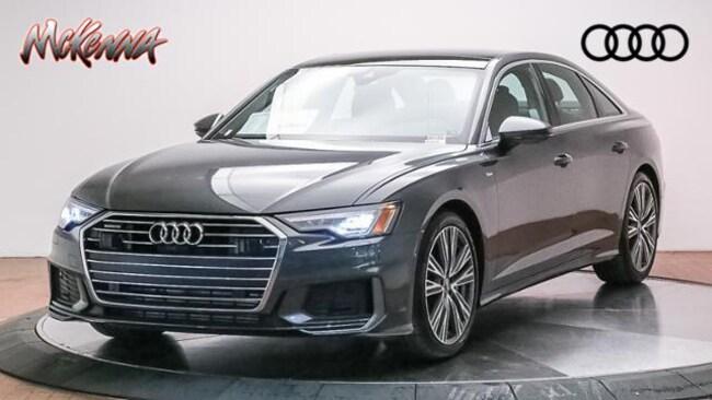 New 2019 Audi A6 For Sale Near La At Mckenna Audi Vin