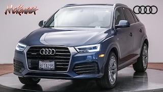 Used 2018 Audi Q3 2.0T Premium Plus SUV Near LA