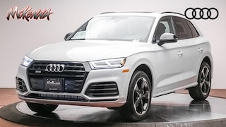 New 2020 Audi SQ5 3.0T Premium Plus Sport Utility Near LA