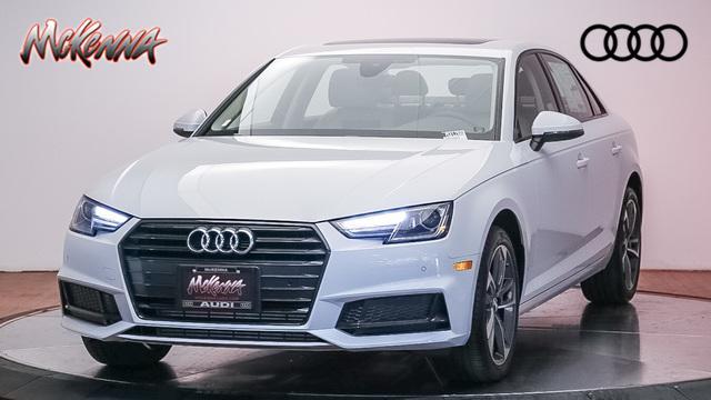 2019 Audi A4 Car