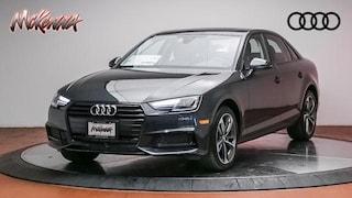 New 2019 Audi A4 2.0T Titanium Premium Car Near LA