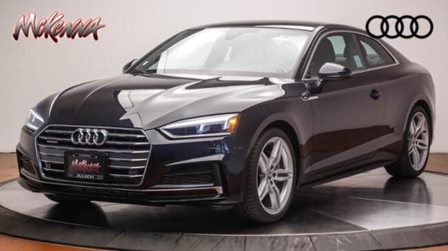 New 2018 Audi A5 2.0 Tfsi Premium Plus S Tronic Coupe Near LA