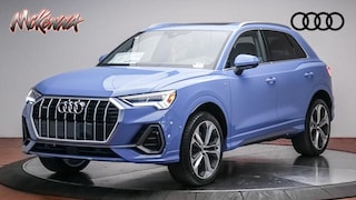 New 2020 Audi Q3 S Line Premium Plus 45 Tfsi Quattro Sport Utility Near LA