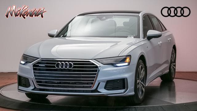 New 2019 Audi A6 3.0T Premium Sedan for sale at McKenna Audi - Serving Los Angeles