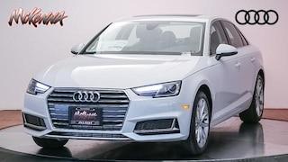New 2019 Audi A4 2.0T Premium Car Near LA