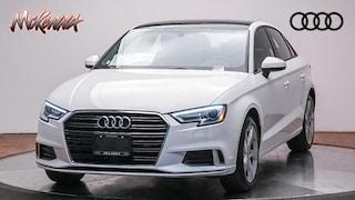 2019 Audi A3 2.0 Tfsi Premium FWD Sedan