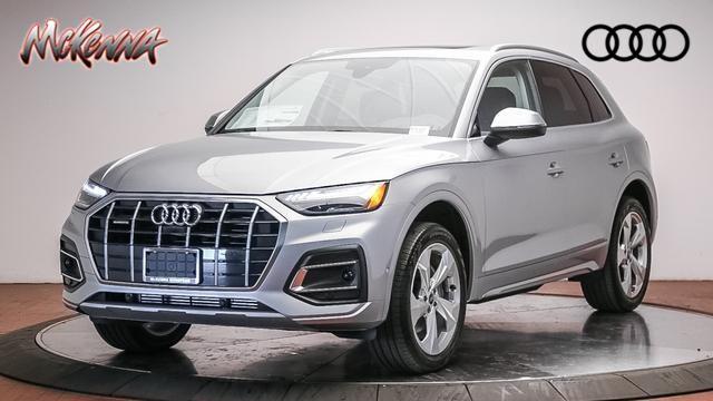 New 2021 Audi Q5 45 Prestige SUV for sale at McKenna Audi - Serving L.A.