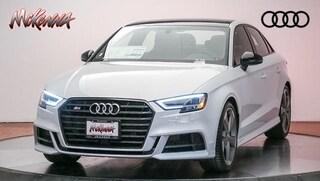 New 2019 Audi S3 2.0T Premium Plus Car Near LA
