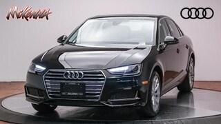 New 2019 Audi A4 2.0 Tfsi Premium S Tronic FWD Sedan Near LA