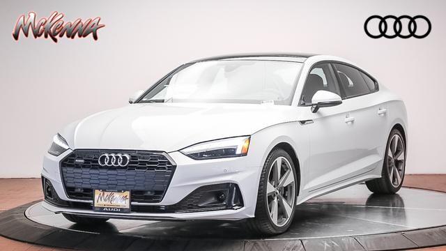 New 2020 Audi A5 2.0T Premium Plus Car for sale near LA at McKenna Audi