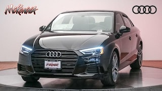 New 2019 Audi A3 2.0T Titanium Premium Sedan Near LA