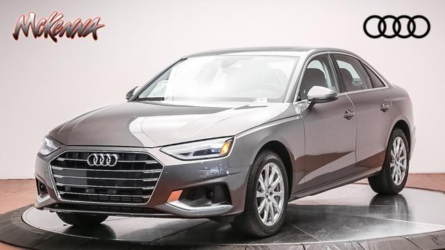 New 2020 Audi A4 40 Premium for sale at McKenna Audi - Serving L.A.