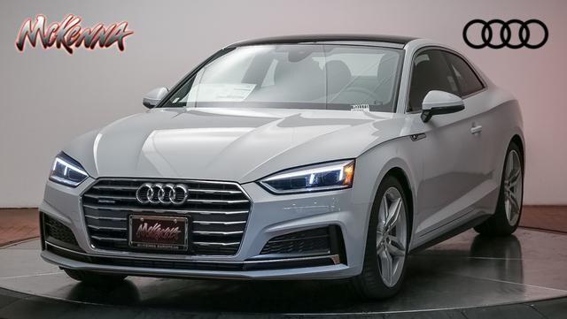New 2019 Audi A5 2.0T Premium Coupe for sale near LA at McKenna Audi