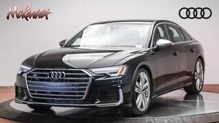 New 2020 Audi S6 2.9 Tfsi Premium Plus Car Near LA