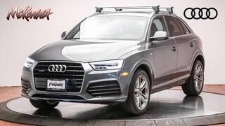 Used 2016 Audi Q3 2.0T Prestige SUV Near LA