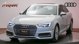 New 2019 Audi A4 2.0T Premium Plus Sedan Near LA