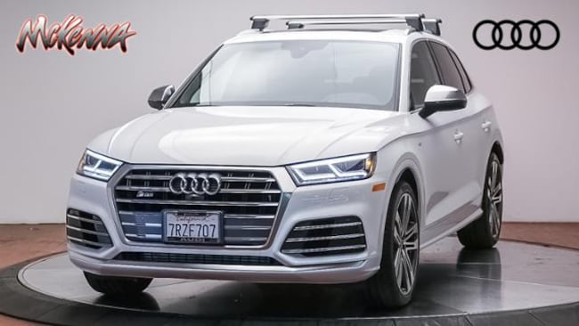 Used 2018 Audi SQ5 3.0T Prestige SUV Near LA