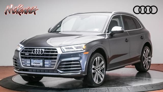 2020 Audi SQ5 Sport Utility