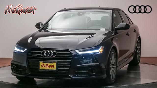 2018 Audi A6 2.0 Tfsi Premium Plus Quattro AWD Car