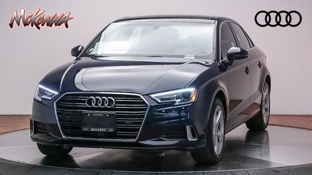 New 2019 Audi A3 Premium 40 Tfsi Sedan for sale at McKenna Audi - Serving Los Angeles