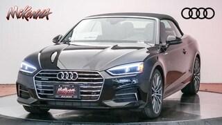 New 2019 Audi A5 Cabriolet Premium Plus 45 Tfsi Quattro Convertible Near LA