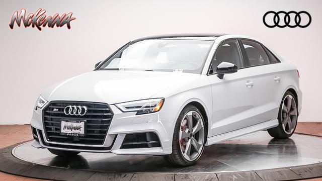 2020 Audi S3 Car