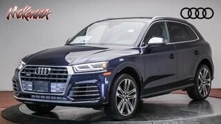 New 2020 Audi SQ5 Premium 3.0 Tfsi Quattro Sport Utility Near LA
