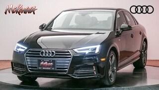 Used 2017 Audi A4 2.0T Premium Plus Sedan Near LA
