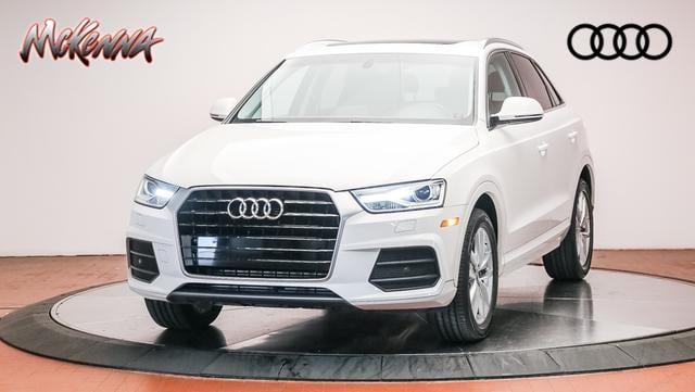 2017 Audi Q3 2.0T Premium Plus SUV